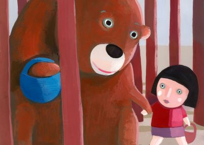 The Girl and the Bear / 2008